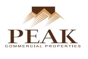Peak Commercial Properties Logo - Colorado Springs, CO